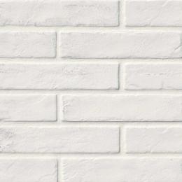 Brickstone White - Porcelain - Matte - 2X10