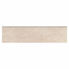 Beige Crema Glossy Bullnose - Ceramic - Glossy - 4X16