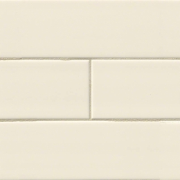 Almond Glossy Subway - Ceramic - Glossy - 4X16