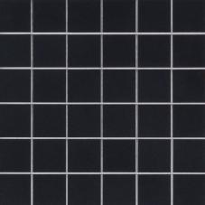 Black Matte 2X2 - Porcelain - Matte - 12X12