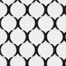 Teardrop Tuxe - Porcelain - Glossy - 12X12