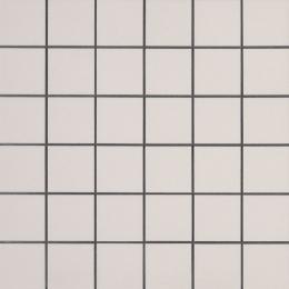 White Matte 2X2 - Porcelain - Matte - 12X12
