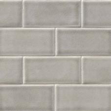 Dove Gray Subway - Ceramic - Glossy - 3X6