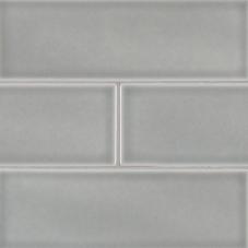 Morning Fog Subway - Ceramic - Glossy - 4X12