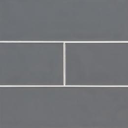 Graphite  - Ceramic - Glossy - 4X12