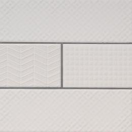 Pure 3D Mix - Ceramic - Glossy - 4X12