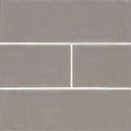Warm Concrete - Ceramic - Glossy - 4X12