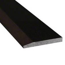 Black Granite  5x36x0.75 Polished Single Hollywood Threshold
