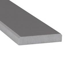 Engineered Gray 4x36x0.75 Polished Double Beveled Thresholds