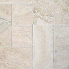 Tuscany Ivory Onyx - Chiseled, Honed, Unfilled - Pattern