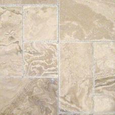 Tuscany Walnut Onyx - Honed, Brushed, Chiseled, Unfilled - Pattern