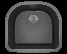 Black D Bowl-824