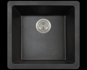 Black Single Bowl-805