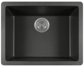 Black Single Bowl-808