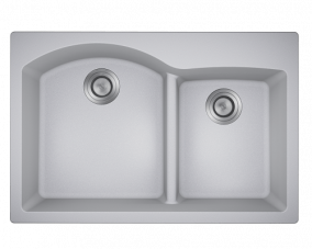 Silver Offset Low Divide Topmount -T811