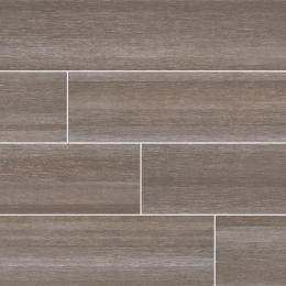 Turin Taupe - Glazed - Matte - 6X24, 12X24